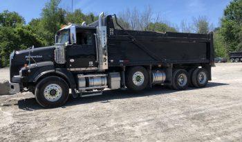 2018 Western Star 4900SB 3-Matching 2018 Spiff axle dump trucks w/warranty full